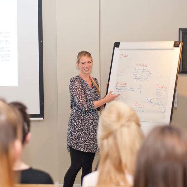 speech therapy training for teachers nurses and therapists